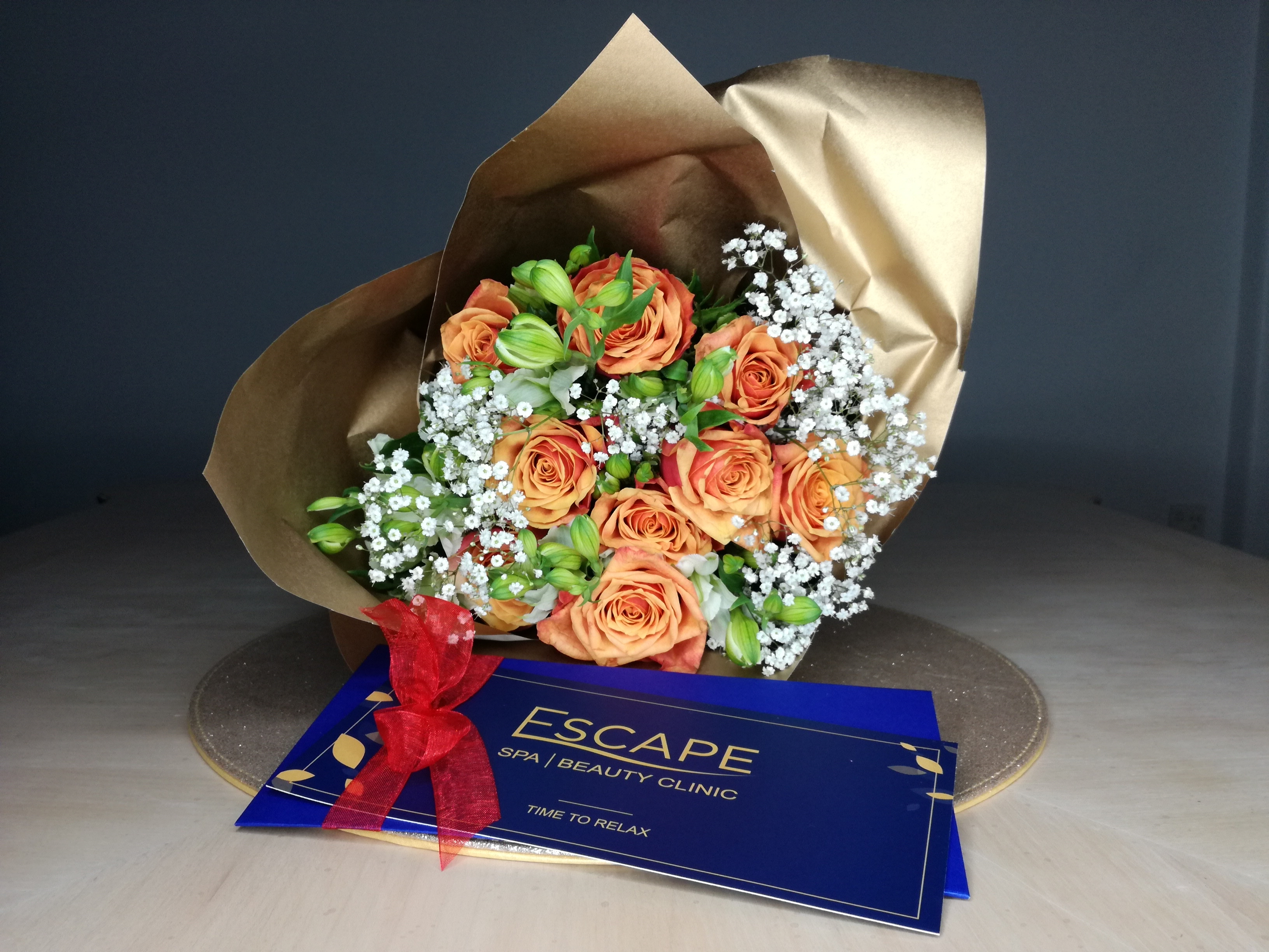 Your Escape Spa | Beauty Clinic, we have beautiful Gift Vouchers for all our treatments.