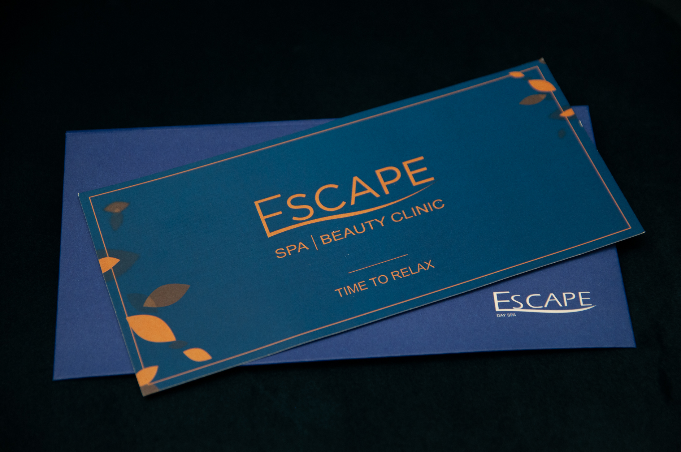 Your Escape Spa | Beauty Clinic, we have beautiful Gift Vouchers for all our treatments. photo 1
