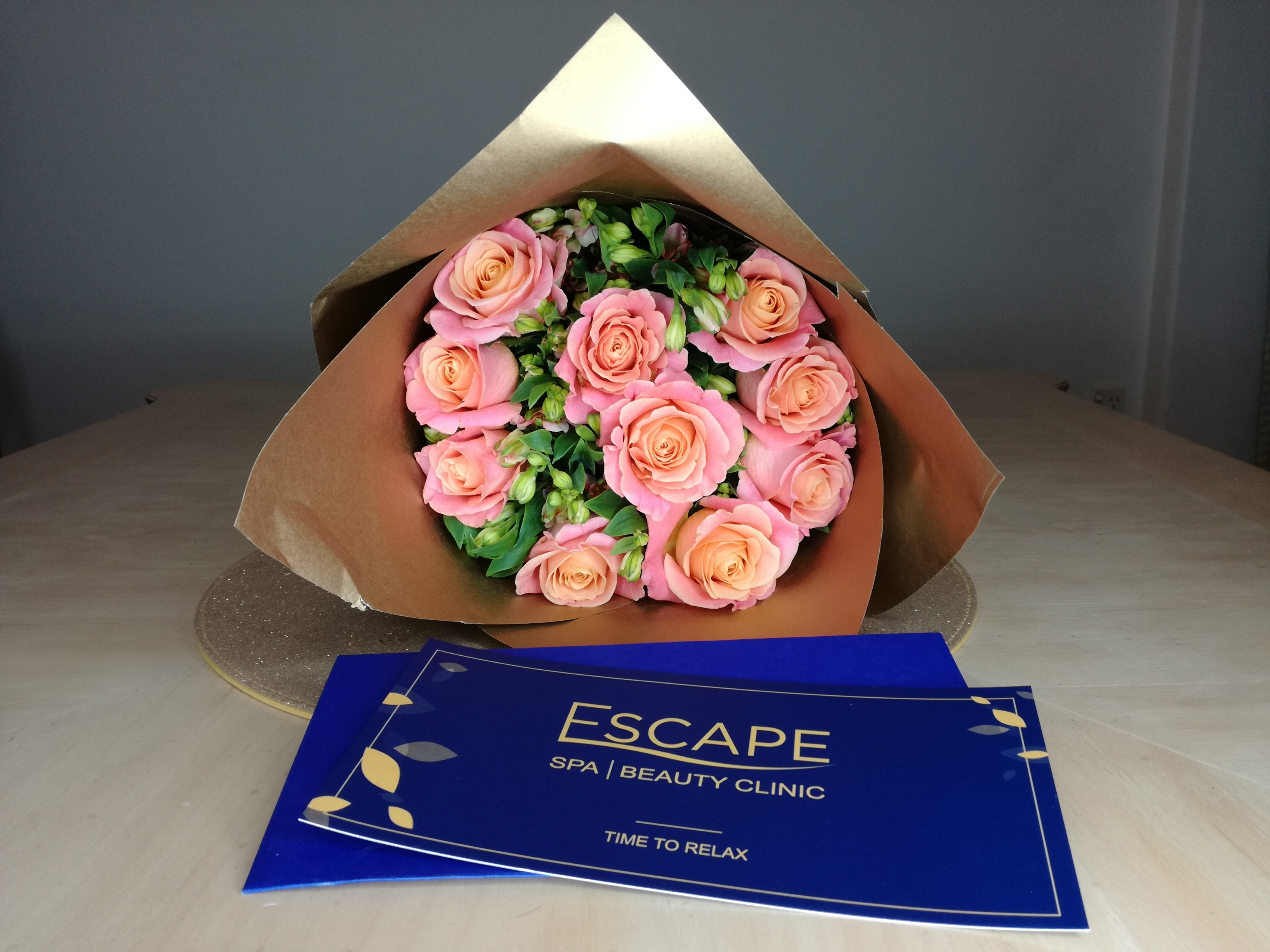 Your Escape Spa | Beauty Clinic, we have beautiful Gift Vouchers for all our treatments. photo 6