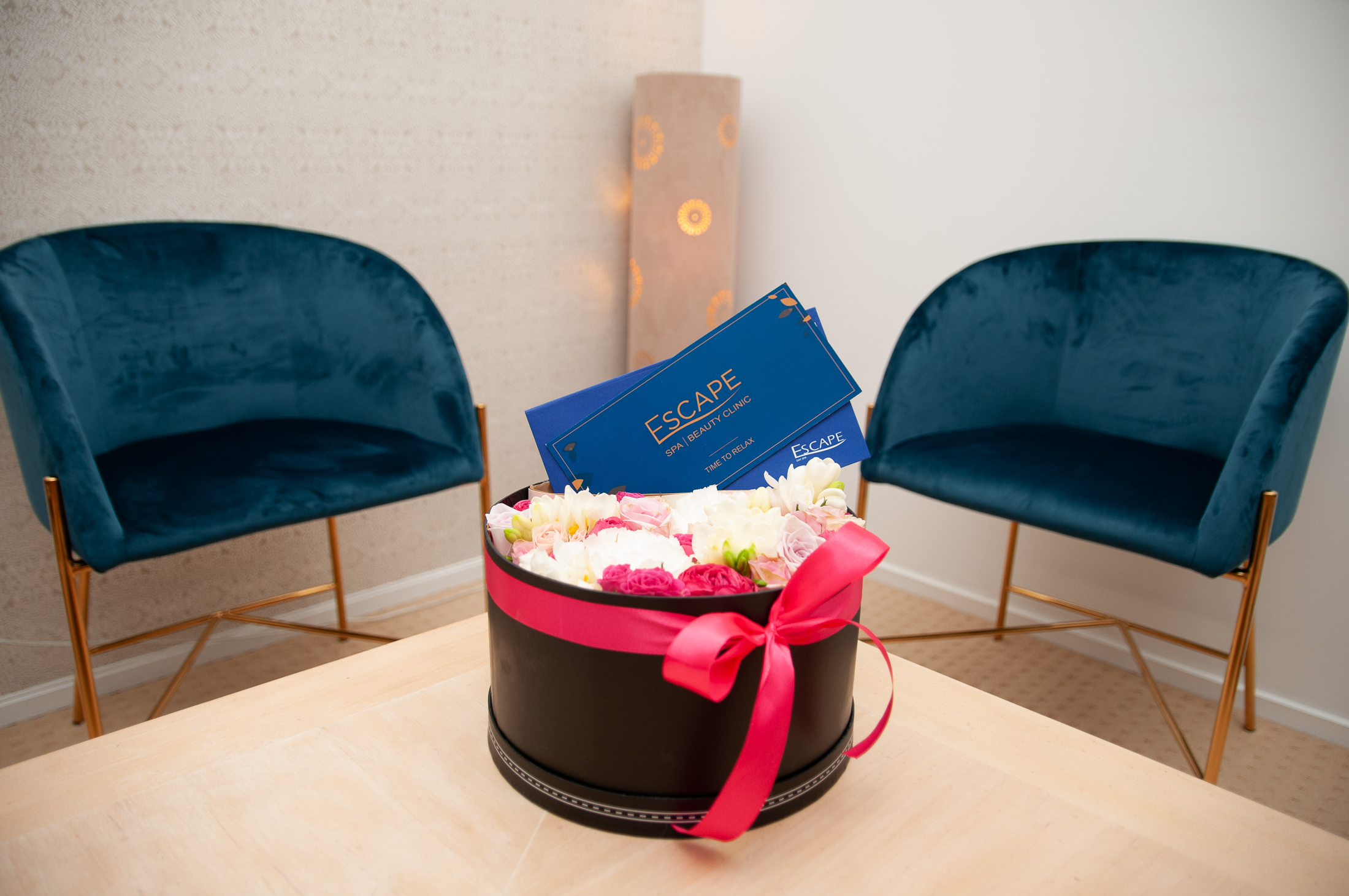Your Escape Spa | Beauty Clinic, we have beautiful Gift Vouchers for all our treatments. photo 2