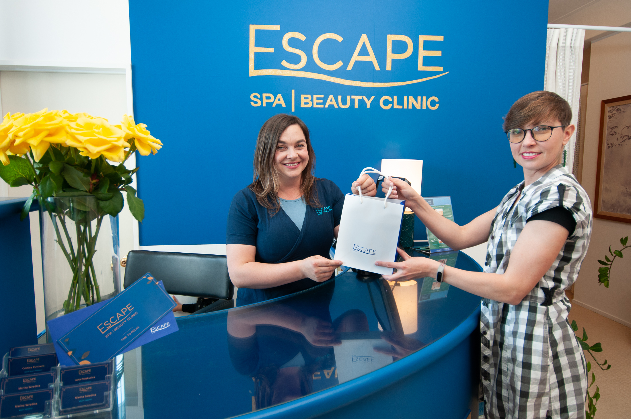 Your Escape Spa | Beauty Clinic, we have beautiful Gift Vouchers for all our treatments. photo 4